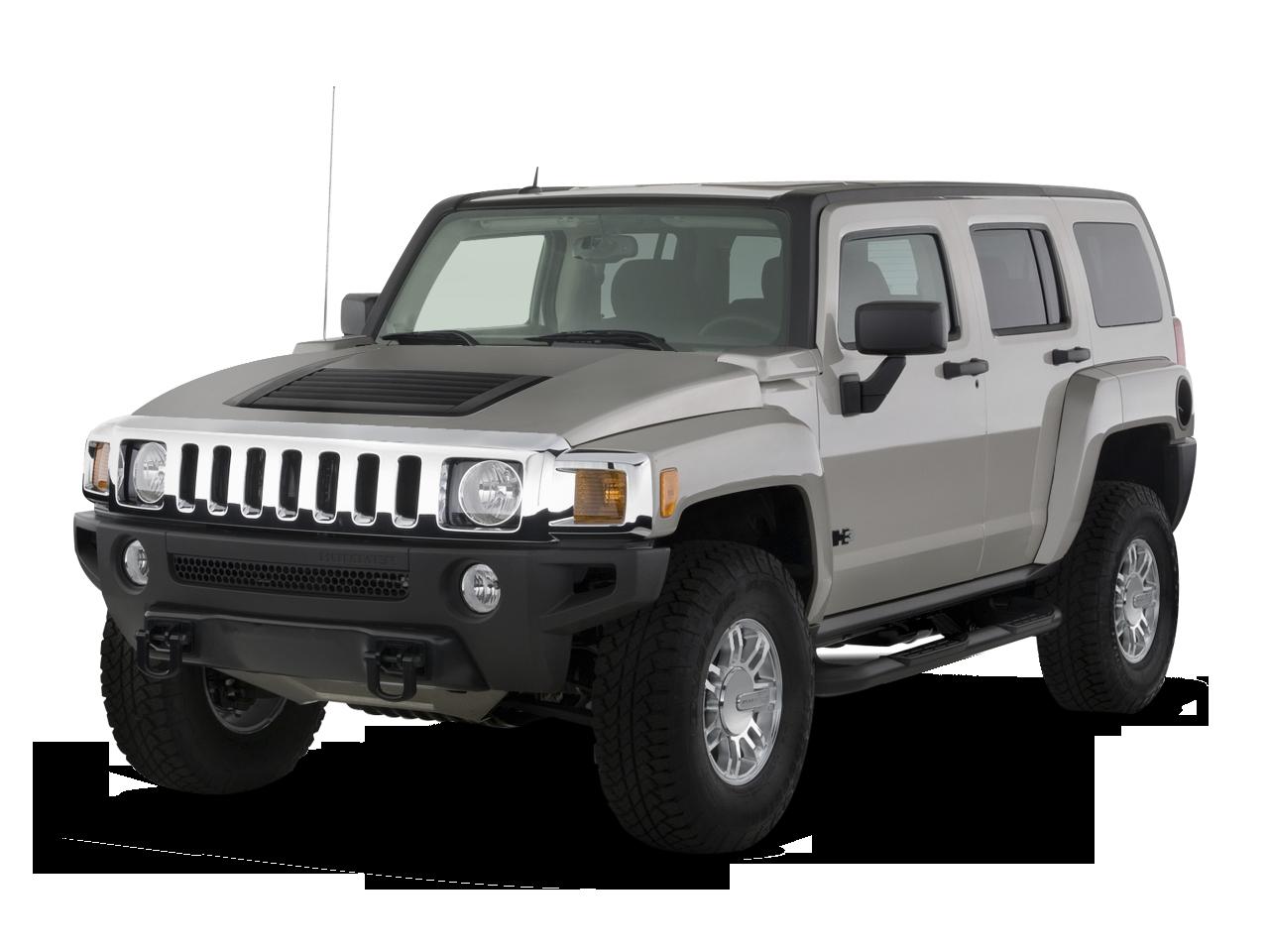 2007 Hummer H3 4WD
