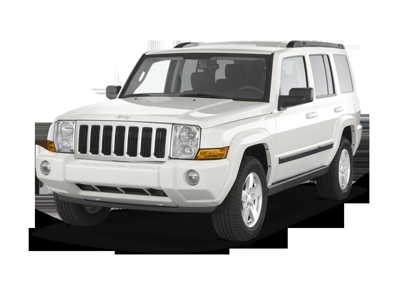 2008 Jeep Commander 4WD