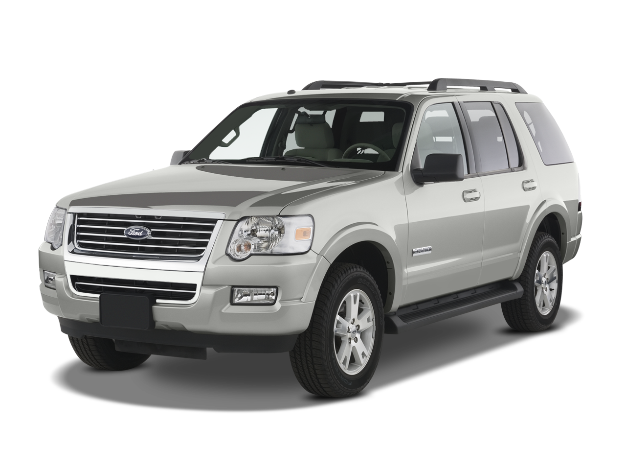 2009 Ford Explorer 4WD