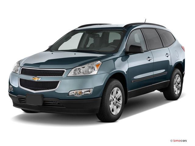 2011 Chevrolet Traverse AWD