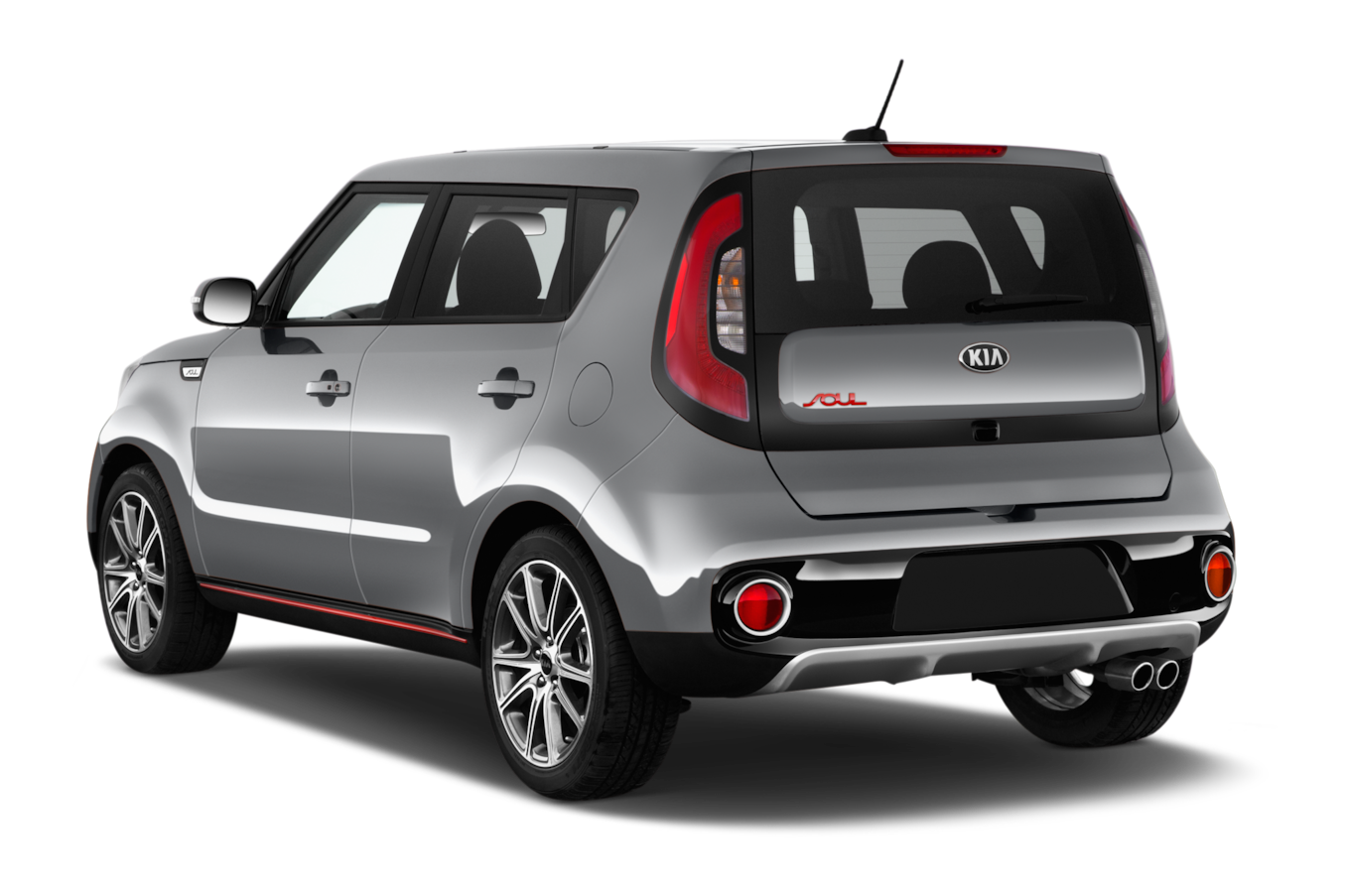 2018 Kia Soul Electric