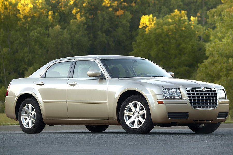 2007 Chrysler 300/SRT-8