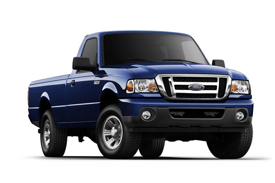 2011 Ford Ranger 4WD