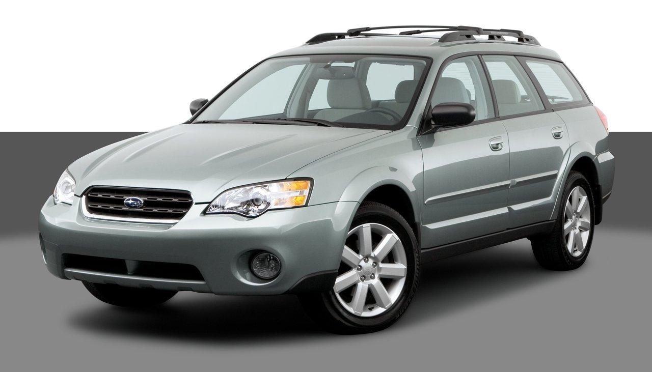 2006 Subaru Outback Wagon AWD