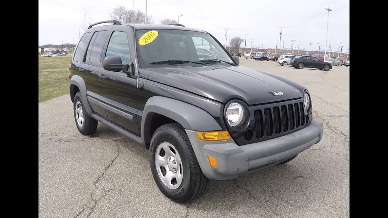 2005 Jeep Liberty/Cherokee 4WD